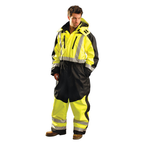 OccuNomix Speed Collection Premium Cold Weather Coverall - SP-CVL