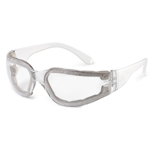 Gateway Safety Starlite FOAMPRO Safety Glasses - Clear fX2 Anti-Fog Lens