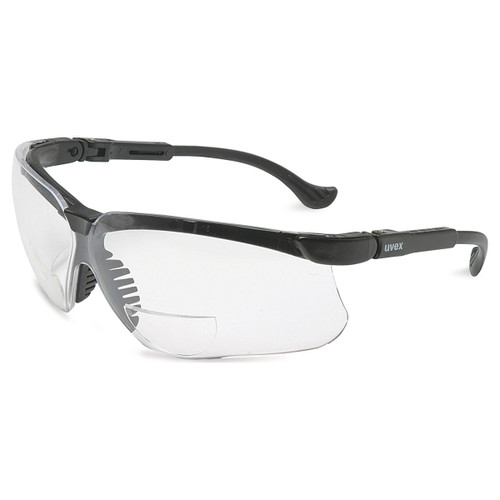 Uvex Genesis Reader Safety Glasses with Clear Lens
