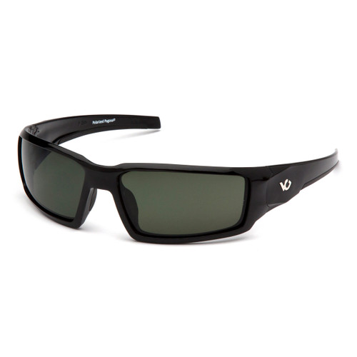 Venture Gear Pagosa Safety Glasses - Forest Gray Polarized Lens