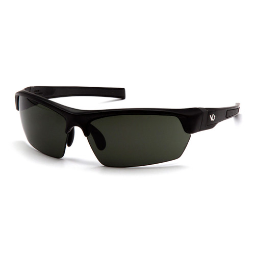 Venture Gear Tensaw Safety Glasses - Forest Gray Anti-Fog Lens