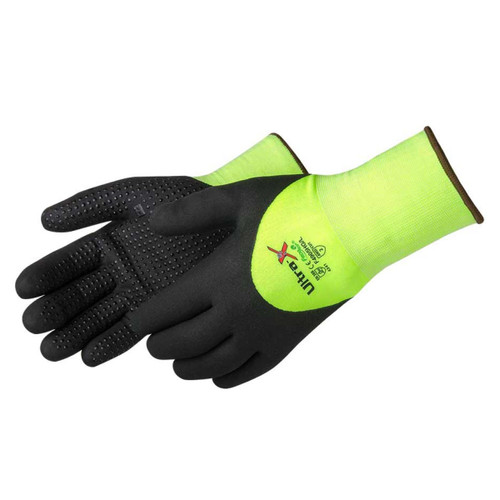 FroGrip Ultra-X Micro-Foam Nitrile Palm & Knuckle Work Gloves