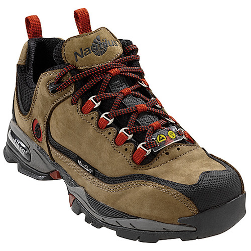 Nautilus Men's Steel Toe SD Water Resistant Athletic Shoes - 1392