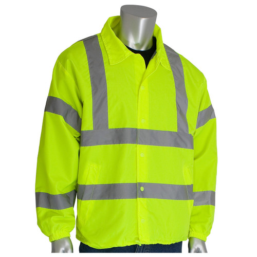 High Vis Lime Green