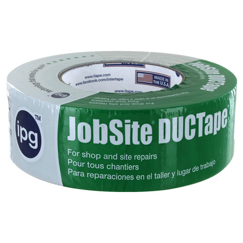 Intertape AC20 Duct Tape 2 in x 60 yd - 9 mil - Silver