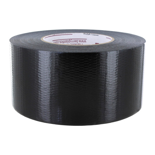 Nashua 2280 Duct Tape 3 in x 60 yd - 9 mil - Black