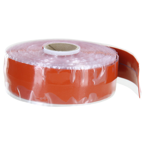 Rugged Blue M 160 Silicone Splicing Tape 1in x 30ft x 20mil Orange