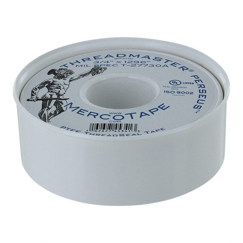 Rugged Blue M 45 Threadmaster Perseus Threadseal Tape 3/4in x 1296in