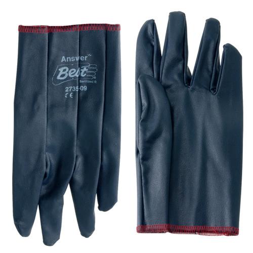 Best Answer Gloves Nitrile Laminated Gloves - 2735