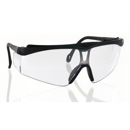 Cudas Safety Glasses w/ Clear Lens with Foggard