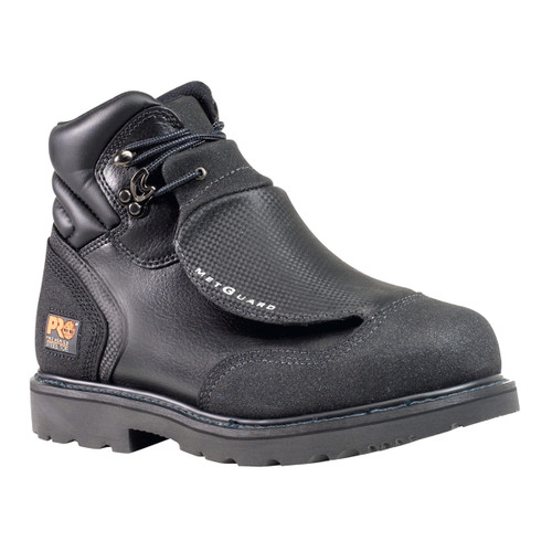 """Timberland Pro External Met Guard 6"""" Steel Toe Leather Work Boots - 40000"""