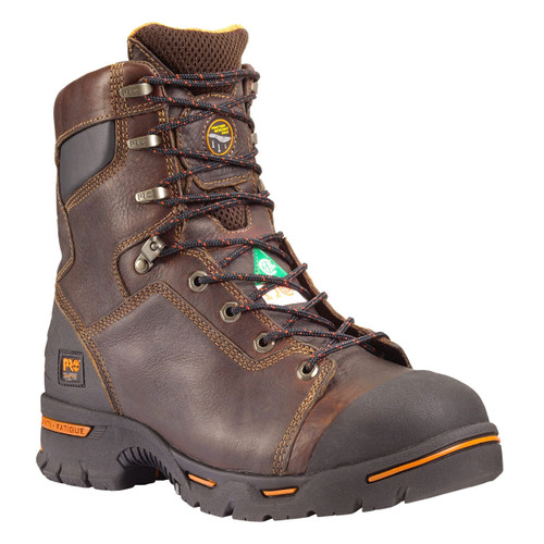 "Timberland Pro Endurance Puncture Resistant 8"" Steel Toe Boots - 52561"