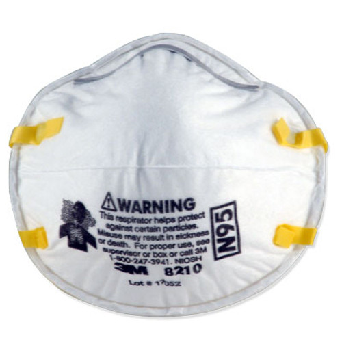 3M N95 Particulate Respirator - Box of 20