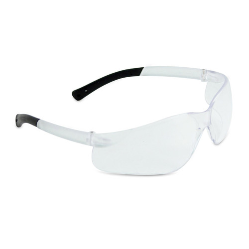 Crews BearKat Safety Glasses with Clear Anti-Fog Lens