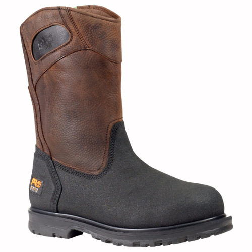 Timberland Pro PowerWelt Wellington Steel Toe Boots - 53522