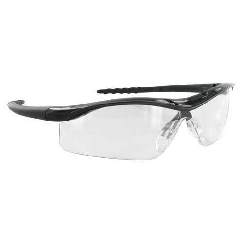Crews Dallas Safety Glasses with Clear Lens