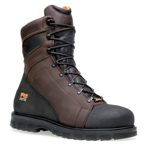 "Timberland Pro Rigmaster 8"" Steel Toe Waterproof Work Boots - 95553"