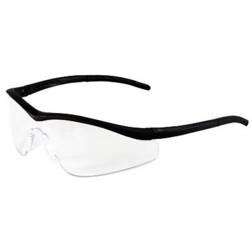 Crews Triwear Safety Glasses with Clear Lens