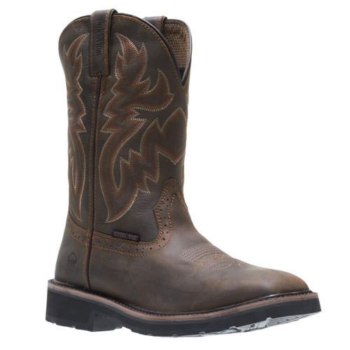 Wolverine Rancher Steel Toe Men's Boot- W10702