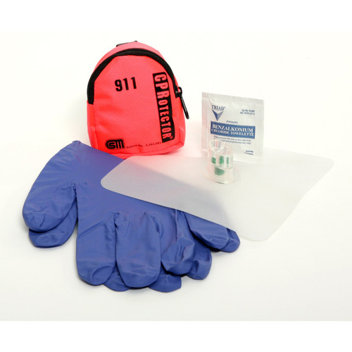 Mini-Pouch CPR Kit