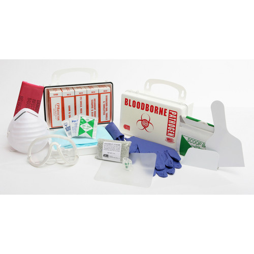 Bloodborne Pathogen Deluxe Kit