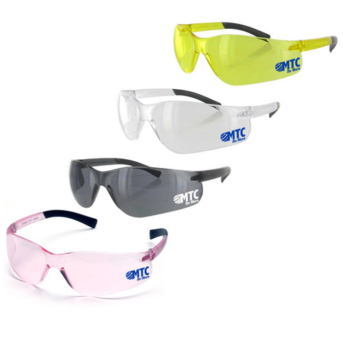 Custom Imprinted Pyramex Mini Ztek Safety Glasses