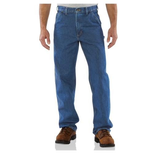 Carhartt Men's Jeans - Signature Denim - Work Dungarees