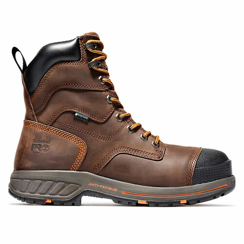"Timberland PRO Men's 8"" Helix HD Soft Toe  Work Boots - A1RW1214"
