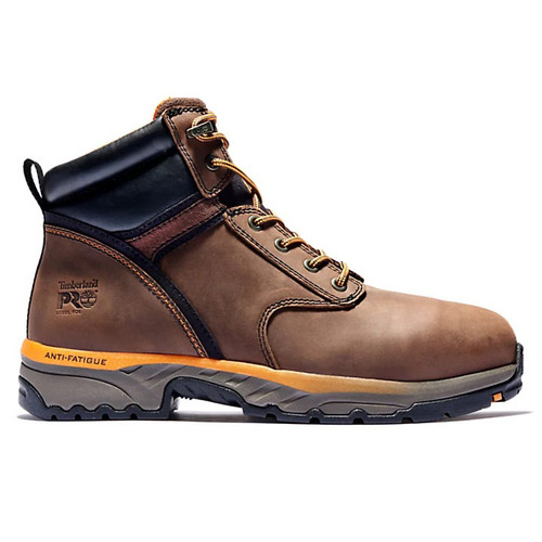 "Timberland Pro Men's 6"" Jigsaw Steel Toe Work Boot- A1WZ8214"