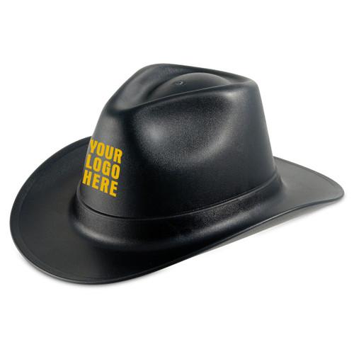 Custom Vulcan Cowboy 6-Point Squeeze-Lock Hard Hat