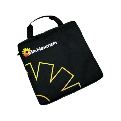 Portable Seat Cushion with Seat Warmer Pocket - Single