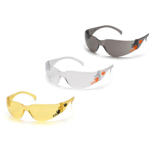 Custom Imprinted Pyramex Intruder Safety Glasses