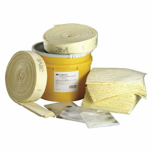 3M Chemical Sorbent Folded Spill Kit C-SKFL507176