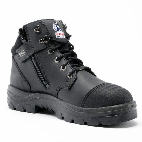 Steel Blue Men's Parkes Zip Steel Toe Boot - 812968