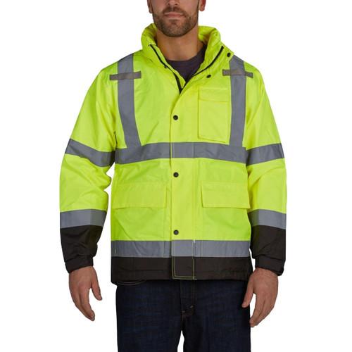 Utility Pro Premium Waterproof Rain Jacket - UHVR642