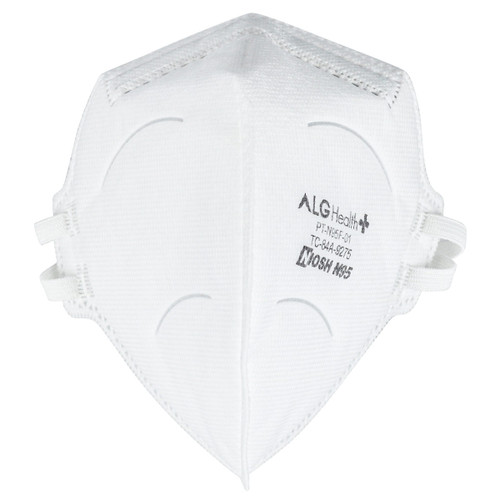 ALG Health N95 Respirator - Made in the USA