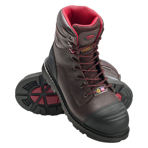 Avenger Men's Composite Toe Puncture Resistant Waterproof Insulated Boots - 7573