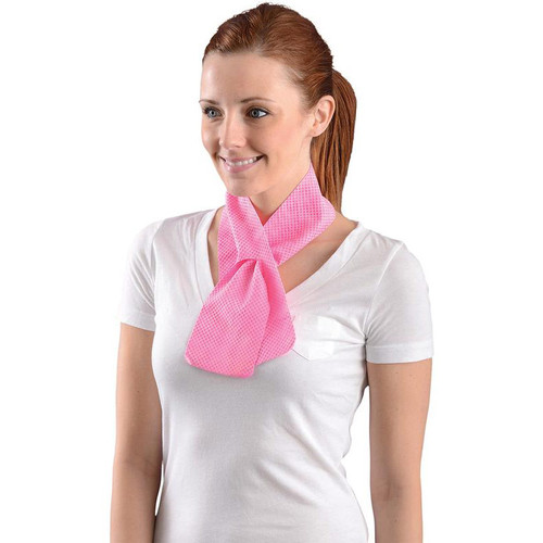 OccuNomix MiraCool® PVA Cooling Neck Wrap - Pink