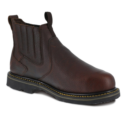 Iron Age Men's Groundbreaker Slip-On Work Boot
