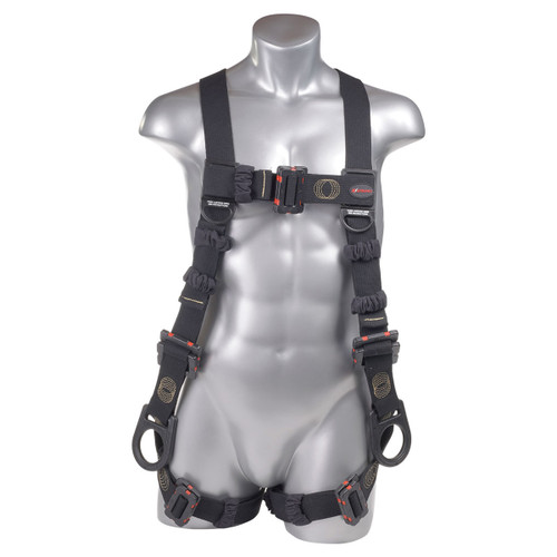 K-Strong Kapture Element Arc Flash Rated 5-Point Full Body Harness
