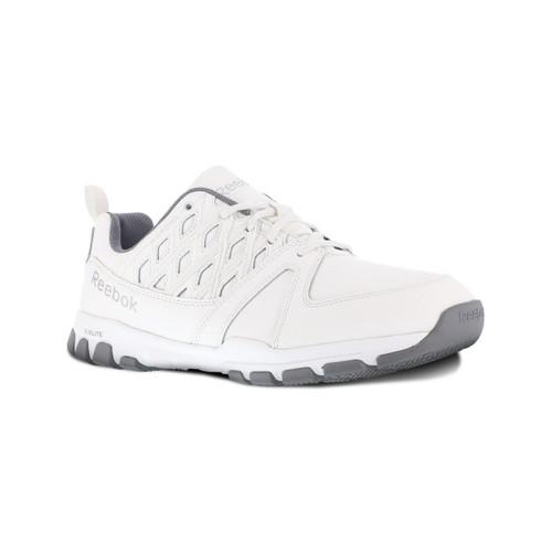 Reebok Women's White Soft Toe Sublite Work Shoe - 424