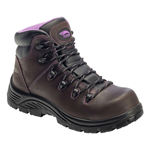 Avenger Women's Puncture Resistant Waterproof Composite Toe Hiker - A7123