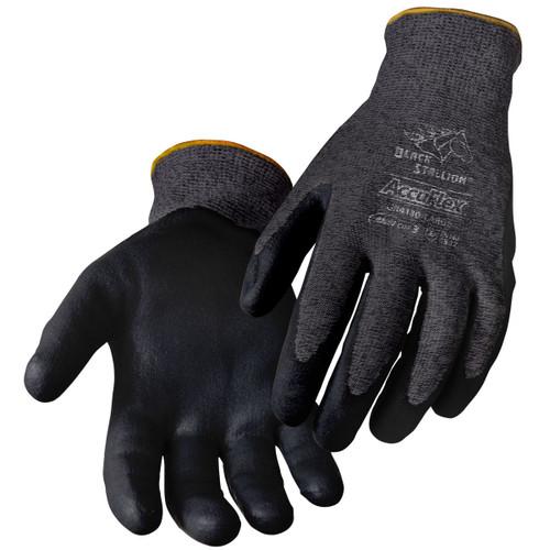 Black Stallion AccuFlex A3 Cut Resistant Nitrile-Coated Gloves - GR4130