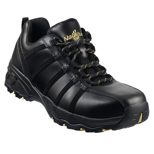 Nautilus Men's Composite Toe Leather Work Shoe - N1706