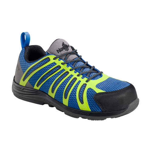 Nautilus Men's Nano Tech Composite Toe Shoe - N1740