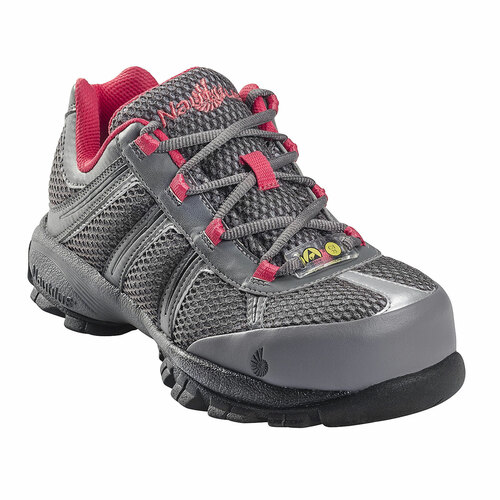Nautilus Women's Steel Toe ESD Athletic Safety Shoe - N1393