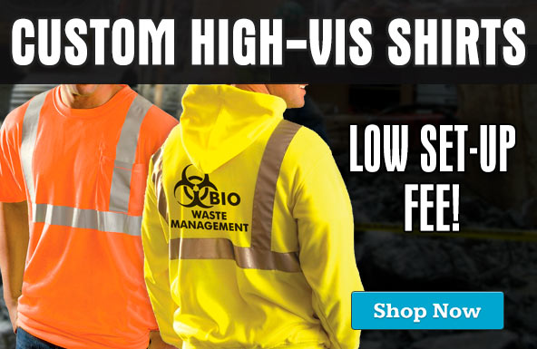 High-Vis Shirts & Sweatshirts