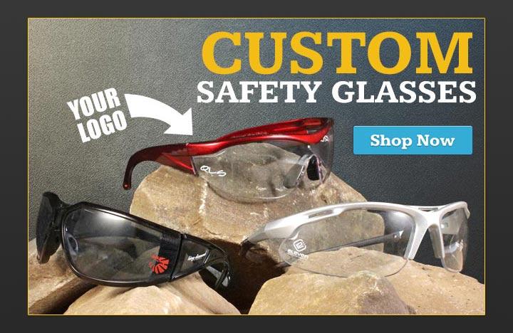 Custom Safety Glasses