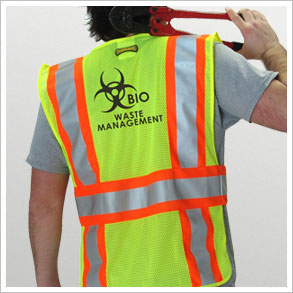 Custom Safety Vests