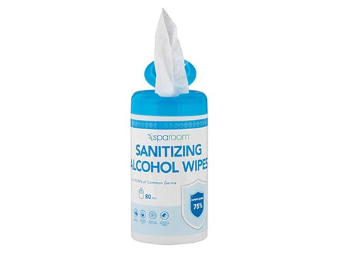 Sanitizers & Wipes